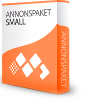 Annonspaket Small